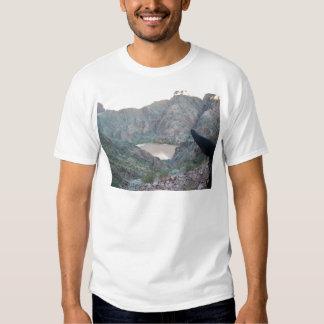 South Kiabab Grand Canyon National Park Mule Ride T Shirt