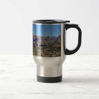 South Kiabab Grand Canyon National Park Mule Ride Travel Mug