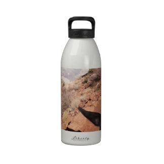 South Kiabab Grand Canyon National Park Mule Ride Drinking Bottles