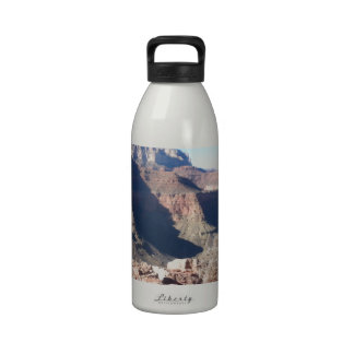 South Kiabab Grand Canyon National Park Mule Ride Water Bottle