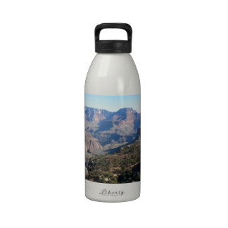 South Kiabab Grand Canyon National Park Mule Ride Reusable Water Bottle