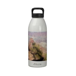 South Kiabab Grand Canyon National Park Mule Ride Reusable Water Bottles