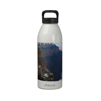 South Kiabab Grand Canyon National Park Mule Ride Water Bottles