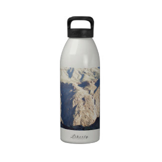 South Kiabab Grand Canyon National Park Mule Ride Reusable Water Bottles