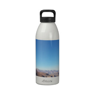 South Kiabab Grand Canyon National Park Mule Ride Drinking Bottle