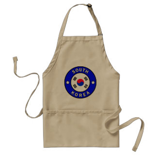 South Korea Adult Apron