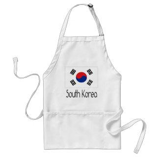South Korea Adult Apron