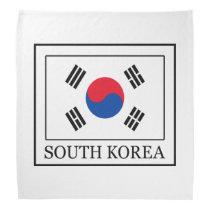 South Korea Bandana