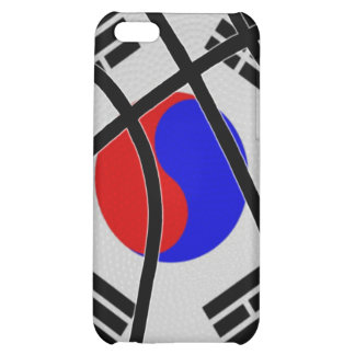 South Korea Basketball iPhone 4 Case