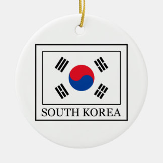 South Korea Ceramic Ornament
