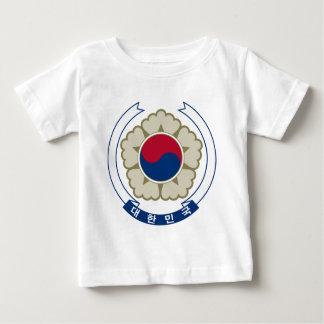 South Korea Coat of Arms Baby T-Shirt