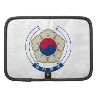 South Korea Coat of Arms Organizer
