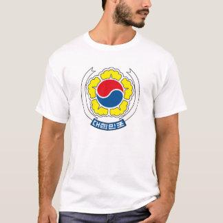 South Korea Coat of Arms T-shirt