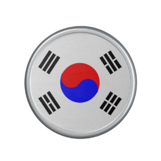 south korea country flag nation symbol speaker