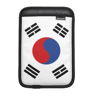 South Korea Flag iPad Mini Sleeves