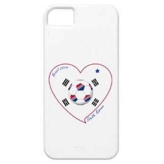 SOUTH KOREA flag SOCCER national team 2014 iPhone SE/5/5s Case