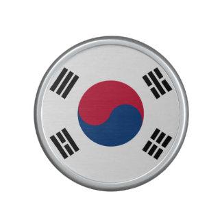 South Korea Flag Speaker