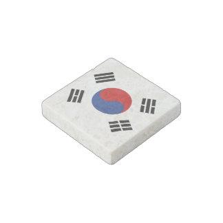 South Korea Flag Stone Magnet