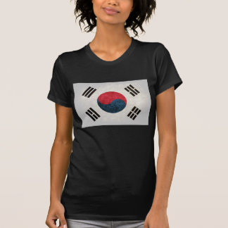 South Korea Flag; Tshirts