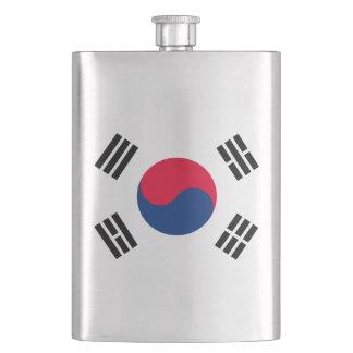 South Korea Flask