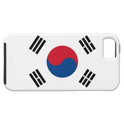 South Korea iPhone 5 Case