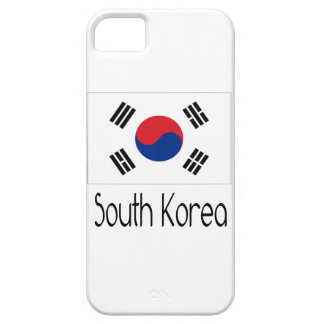 South Korea iPhone SE/5/5s Case