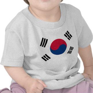 South Korea Korean Flag Seoul S.K. Koreans Pride Tee Shirt