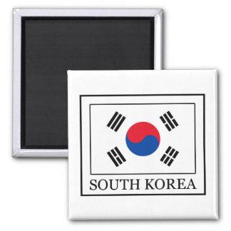 South Korea Magnet