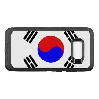 South Korea OtterBox Defender Samsung Galaxy S8+ Case