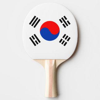 South Korea Ping-Pong Paddle