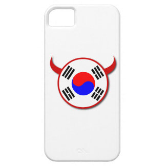 South Korea Red Devils Soccer iPhone Case iPhone 5 Cases
