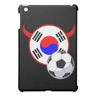 South Korea Red Devils Soccer Mini iPad Case