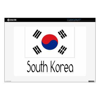 South Korea Laptop Skins