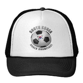 SOUTH KOREA SOCCER CHAMPIONS TRUCKER HAT