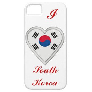 South Korea South Korean flag iPhone SE/5/5s Case