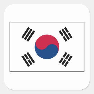 South Korea – South Korean Flag Sticker