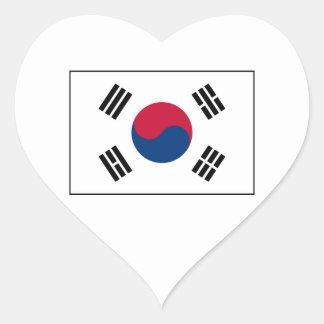 South Korea – South Korean Flag Stickers