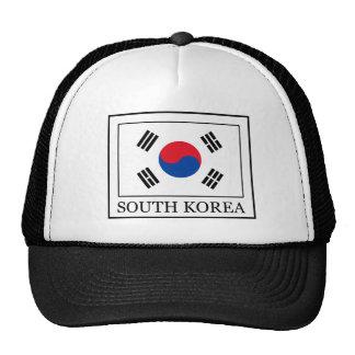 South Korea Trucker Hat