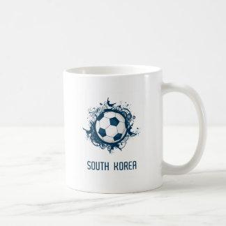 South Korea World Coffee Mugs