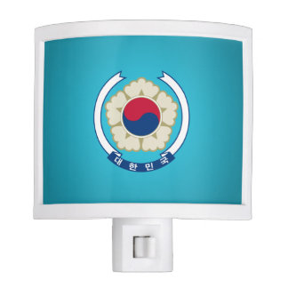 South Korean emblem Night Light