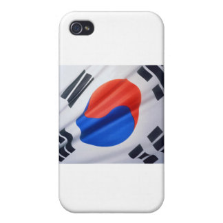 South Korean Flag Covers For iPhone 4