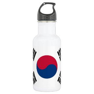 South Korean Flag Liberty Bottle