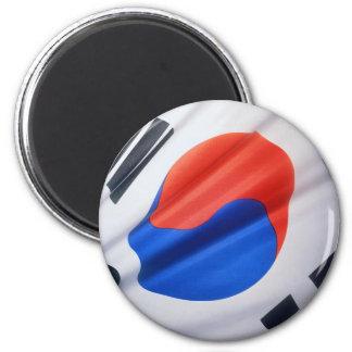 South Korean Flag Refrigerator Magnet