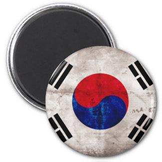 South Korean Flag Magnet