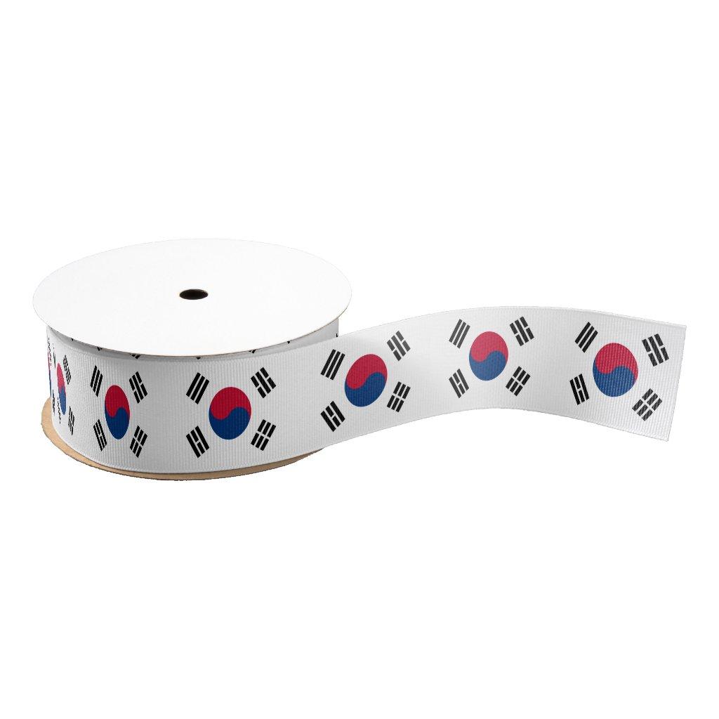 South Korean flag ribbon