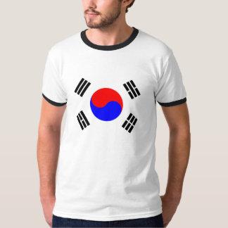 South Korean Flag Tee Shirt