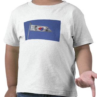 South Korean Flag Shirt