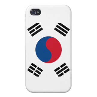 South Korean Pride Case For iPhone 4