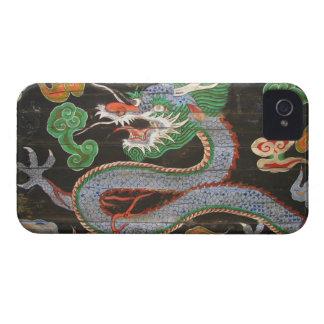 South Korean Seoul Namdaemun Asian Dragon Case-Mate iPhone 4 Cases