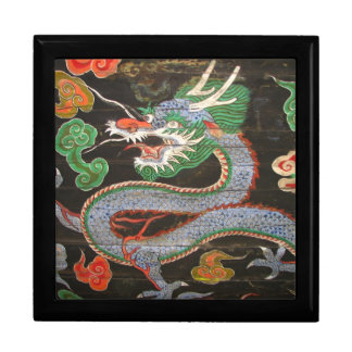 South Korean Seoul Namdaemun | Asian Dragon Gift Box